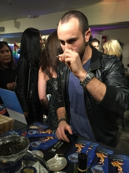 Tasting Beverly Hills Caviar's Imperial Osetra Caviar