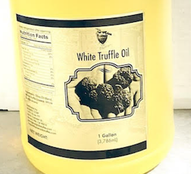 White Truffle Oil, Buy Truffle Oil, Truffle Oil 