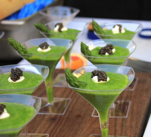 Beverly Hills Caviar Royal River Beluga Caviar Recipe