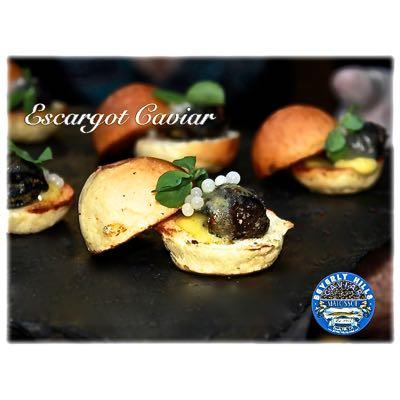 Escargot Caviar