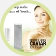 Caviar Facial Skin Care Treatment Extract