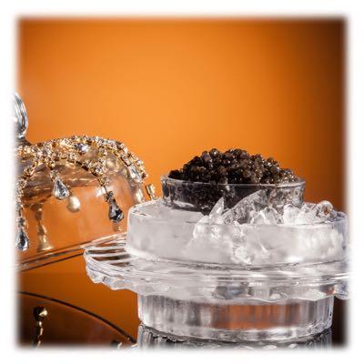 Russian Sturgeon Caviar Best Sturgeon Roe  Classic Ossetra Caviar