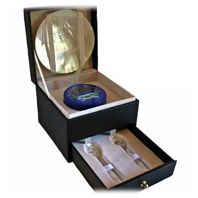 Caviar Gift in Gold Run California Corporate Gift Ideas Custom Caviar Gifts, Caviar Samplers, Caviar Gifting