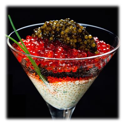 Sturgeon Caviar  