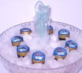 Tray of 8 (.5oz Caviar tasting experience)