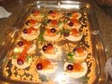 Smoked Salmon :: Red Caviar :: Salmon Caviar :: Salmon Roe