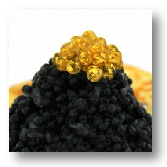 24 Karat Gold Caviar (1 oz jar)