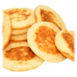 Gluten Free Non GMO Blinis Mix - Makes 160-200 mini Blinis