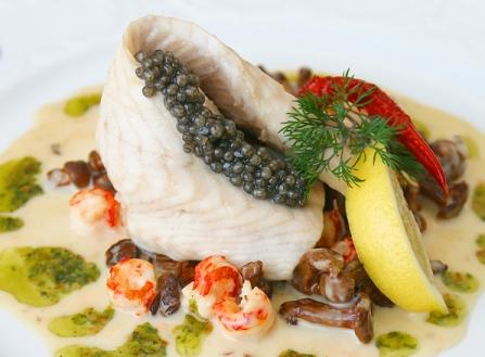 Sevruga Caviar (12LBS - 192oz - $40/oz)