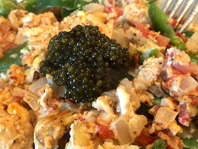 Sevruga Caviar (14oz - 400g Tin - $60/oz)
