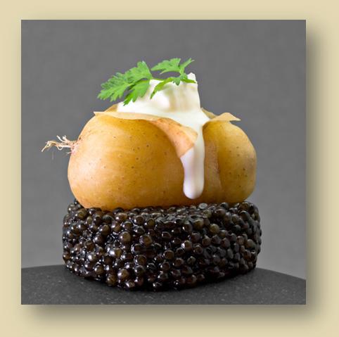 Beluga Caviar (100g Blue Tin)