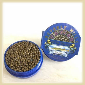 Beluga Caviar - 12 grams - .4oz - Sample Size