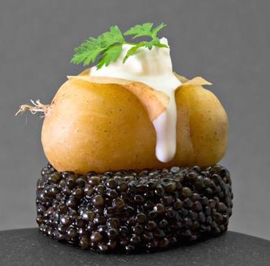Beluga Caviar (4 Ounce Caviar Tin - 114g - $250/oz)