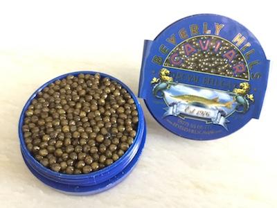 Beluga Caviar (4LBS - 1800g - $78/oz)