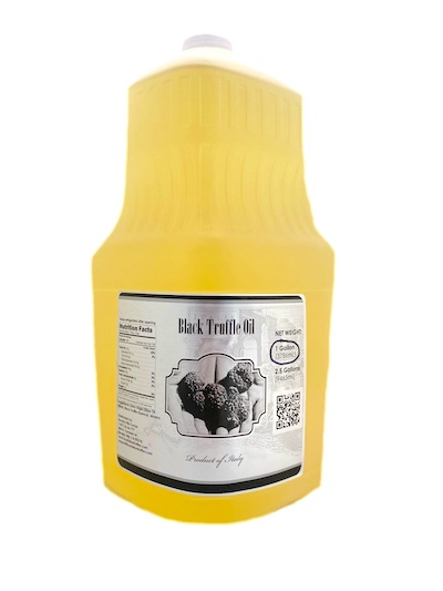 Black Truffle Oil 1 Gallon - $115/Gallon
