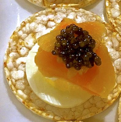 Classic Osetra Caviar (4LBS - 64oz - $27/oz)