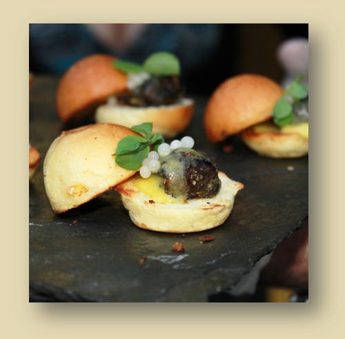 Imperial Escargot Caviar - Snail Caviar - Helix Aspersa Maxima - (12g Jar)