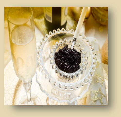 Sevruga Caviar (400g Blue Tin)
