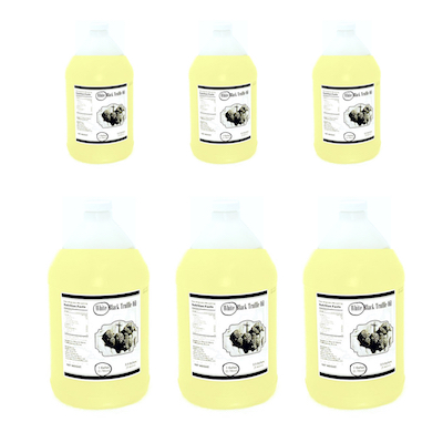 White Truffle Oil 6 Gallons ($110/Gallon) - Case of 6 X 1 Gallon