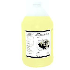 White Truffle Oil 1 Gallon ($125/Gallon)